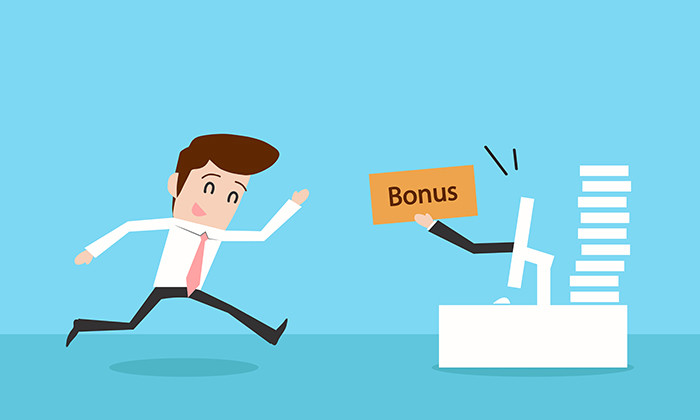 Bookmakers sign-up bonuses